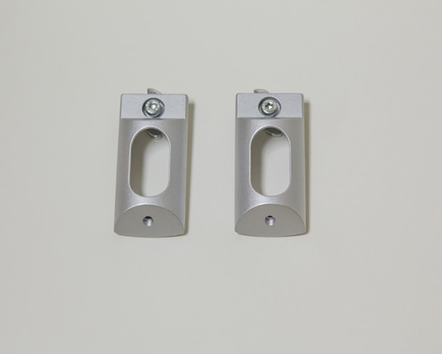 Kleiderstangenhalter für offenes Schranksystem SOFT
