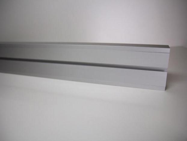 Musterprofil einteilig PREMIUM silber