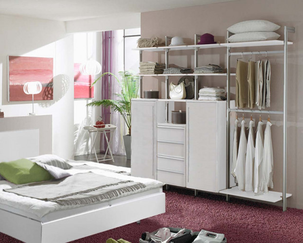 Die Schrankwand FORMAT als optimal Ergänzung für das Wohn- oder Schlafzimmer