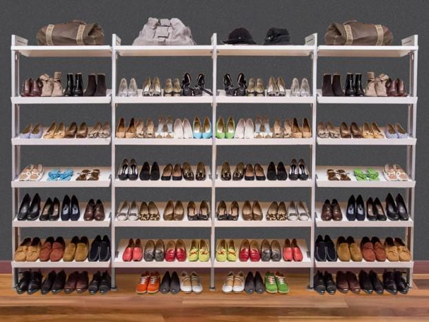 Schuhschrank STILETTO in zwei Größen verfügbar
