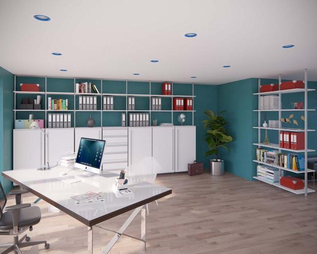 Bürowand NOX | Modulsystem