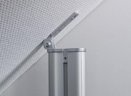 Soft-Profil mit Dachschrägenadapter